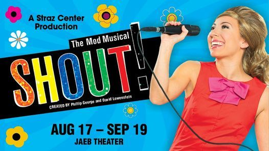 Shout! The Mod Musical, 17 August | Event in Tampa | AllEvents.in