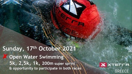 XTERRA Greece Open Water Swimming, 15 October | Event in Palaio Faliro | AllEvents.in