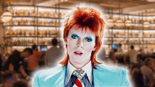David Bowie tribute band + support, all proceeds to charity., 24 April | Event in Chesterfield | AllEvents.in
