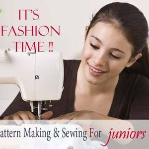 Pattern Making For Young Adults Course (12 - 15 years)