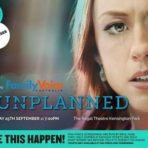 Unplanned - The Regal Theatre Kensington Park