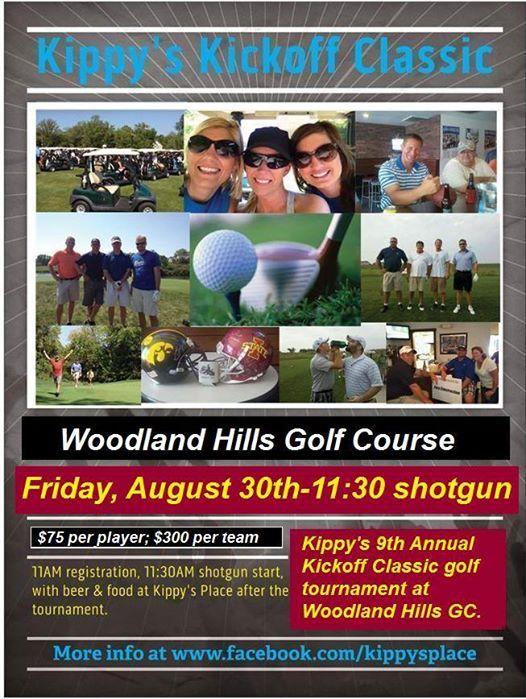 Kippys 9th Annual Kickoff Classic Golf Tournament at