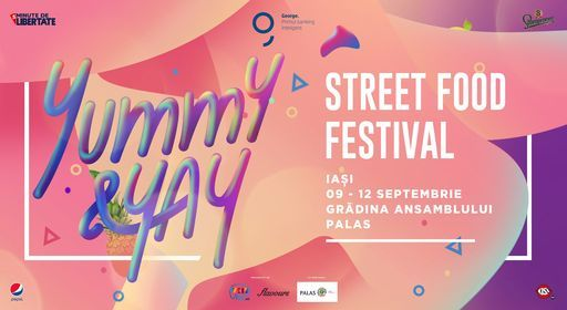 Street FOOD Festival Iași 2021, 23 September | Event in Iasi | AllEvents.in