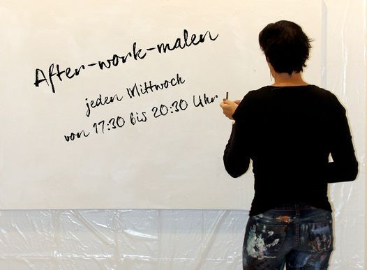 After-work-malen, 12 May   Event in Salzburg   AllEvents.in