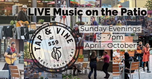 LIVE Music on the Patio Every Sunday, Starting in April, 16 May | Event in Medford | AllEvents.in