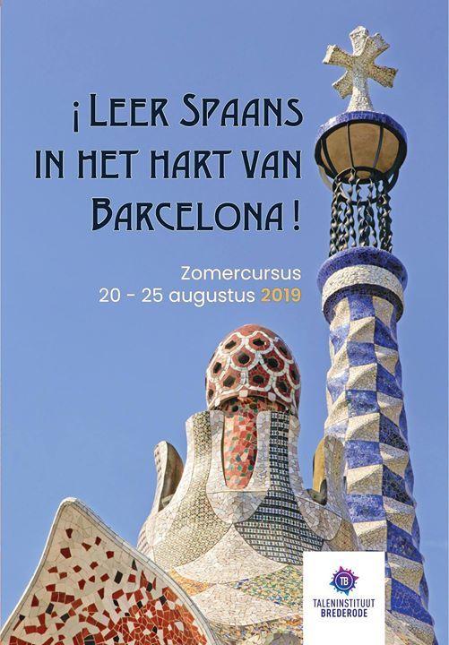 Leer Spaans in Barcelona in de zomer