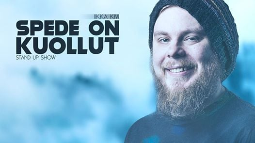 Spede on kuollut - Stand up show