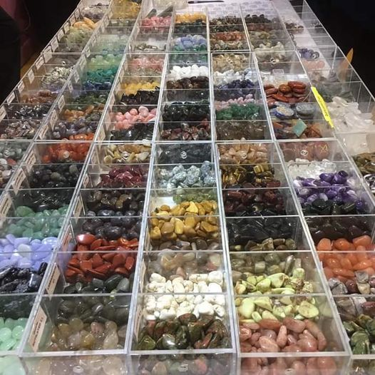 Crystals and Crystal Healing Part 1 with Erick