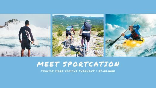 Meet Sportcation, 27 February | Event in Turnhout | AllEvents.in