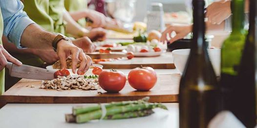 A new Style of Cooking Class with Madame Foodie