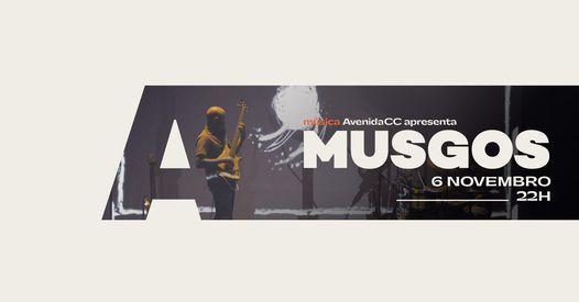 AvenidaCC apresenta Musgos @Avenida Café-Concerto, 6 November | Event in Aveiro | AllEvents.in