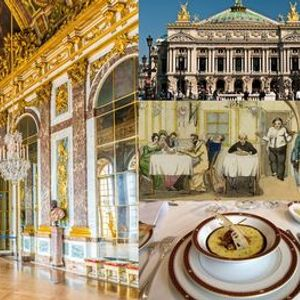 Grande Cuisine to Grand Opera The History of French Food & Opera Webinar