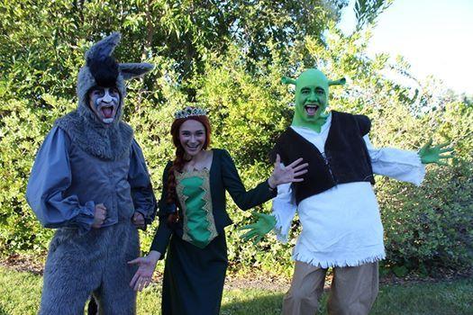 Shrek the Musical at Poison Apple Productions, Martinez