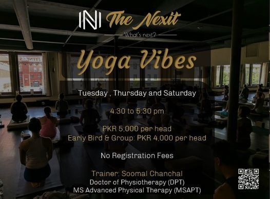 Nexit Yoga Vibes | Event in Sanghar | AllEvents.in
