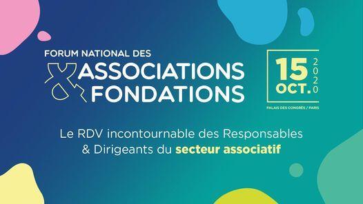 Forum National des Associations & Fondations 2020