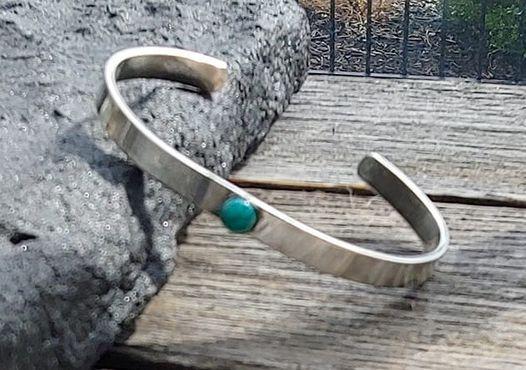 Silver Cuff Bracelet w/Rene, 7 May | Event in Ogden | AllEvents.in