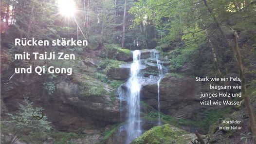Rcken strken - mit Qi Gong und TaiJi Zen