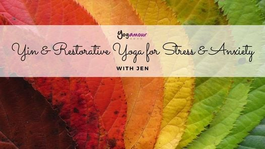 Yoga & Restorative Yoga for Stress & Anxiety | Event in Frederick | AllEvents.in