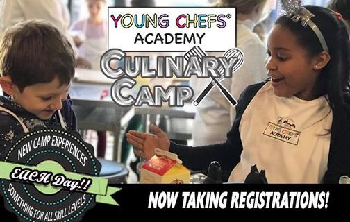Summer Culinary Camp, 19 July | Event in Bexley | AllEvents.in