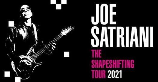 New date! - Joe Satriani in De Roma, 19 April | Event in Borgerhout | AllEvents.in