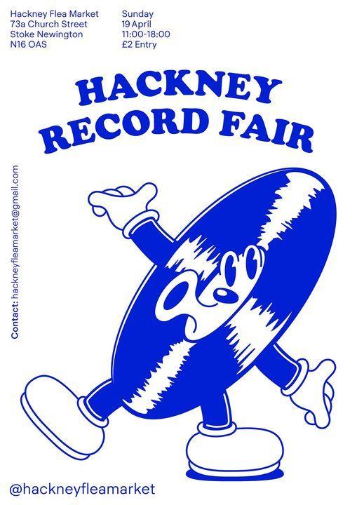 Hackney Record Fair
