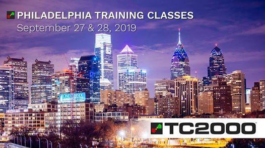 Free TC2000 Training Class - Philadelphia at Renaissance