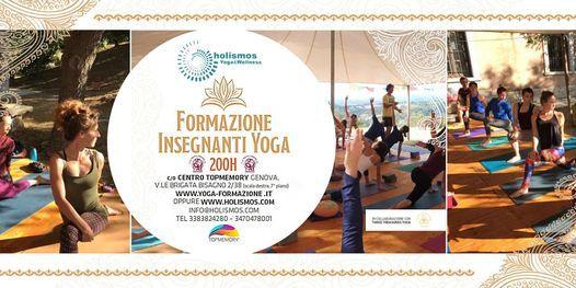 Corso di Formazione Insegnanti Yoga I livello YAI 200h