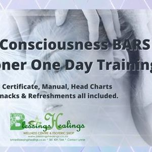 Access Consiousness Bars Practitioner One Day Training