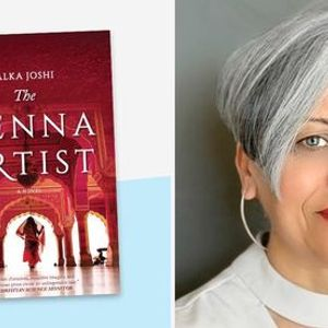 Book Review - The Henna Artist by Alka Joshi