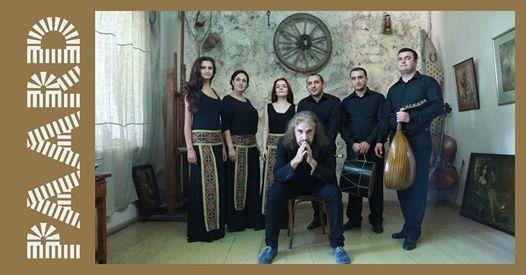 Naghash Ensemble  PAARD Den Haag