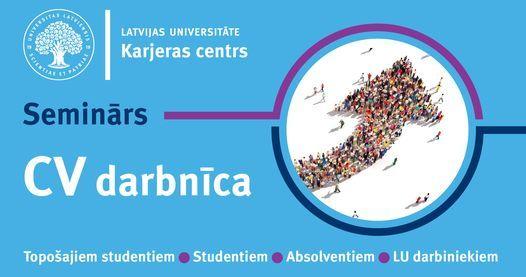 CV darbnīca, 26 October | Event in Saulkrasti | AllEvents.in