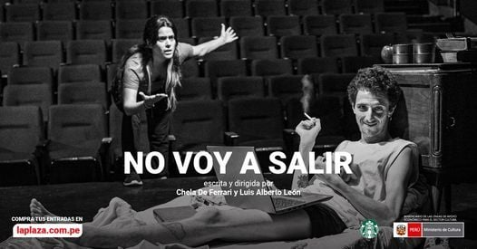 No voy a salir | Event in Lince | AllEvents.in