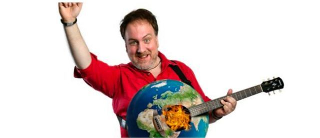 Mitch Benn   10 Songs to Save The World, 9 April   Event in London   AllEvents.in