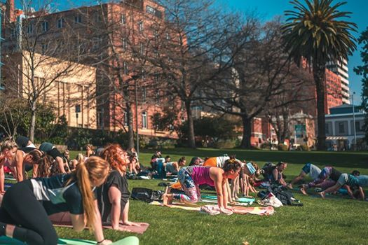 Free Yoga - Sandy Bay