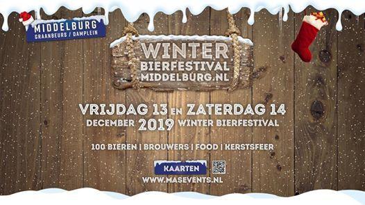 Winter Bierfestival Middelburg Vrijdag editie 2019.