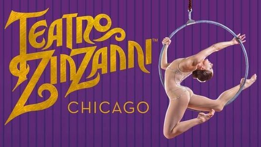 Teatro ZinZanni - Love, Chaos & Dinner, 3 April   Event in Chicago   AllEvents.in
