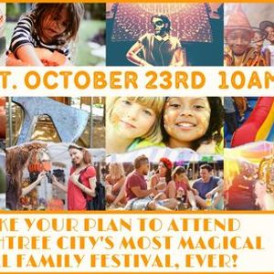 The Most Magical October-Ish Family Festival