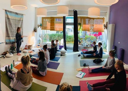 Yoga Teacher Training mit Thomas Arta 2020, 19 May | Event in Dortmund | AllEvents.in