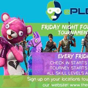 EPLEX Friday Night Fortnite Tournament