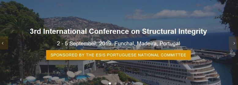 International Conference on Structural Integrity 2021, 30 August   Event in Funchal   AllEvents.in