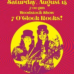7 OClock Rocks Groovy Judy & Pete Woodstock Show