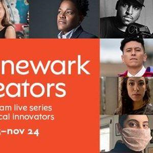 10 Newark Creators Instagram Live Series