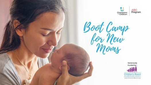 Boot Camp for New Moms Virtual Workshop, 30 January | Online Event | AllEvents.in