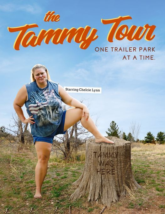 The Tammy Tour: One Trailer Park at a Time, 13 July | Event in Cleveland | AllEvents.in