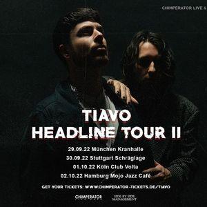 Tiavo  Raock Tour 2020  Hamburg
