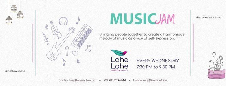Music Jam | Event in Bangalore | AllEvents.in