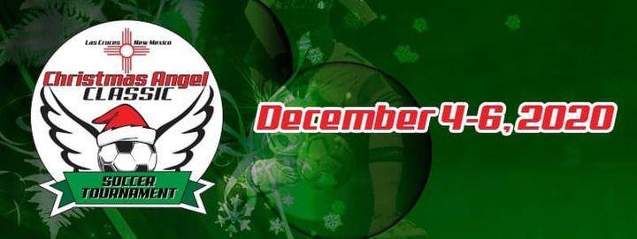 Christmas Angel Soccer Tournament 2020 4th Annual Christmas Angel Classic, Bruins Ln, Las Cruces, NM