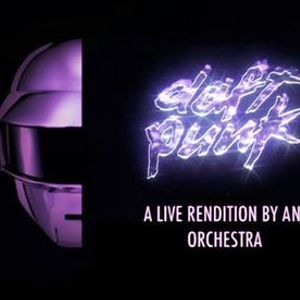 An Orchestral Rendition of Daft Punk Greatest Hits Dunedin
