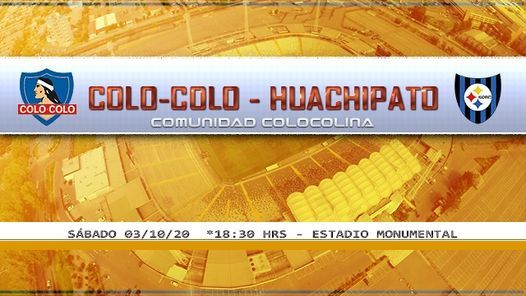 Colo Colo Vs Huachipato Macul