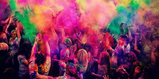 Holi in the City - NYC's Most Colorful Brunch Party, 23 March | Event in York | AllEvents.in